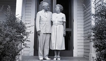 """Harry Truman's Adorable Love """"List"""" to His Wife, Bess"""