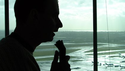 At Amsterdam's Schipol airport in the Netherlands, air traffic controllers oversaw 386,000 takeoffs and landings last year.