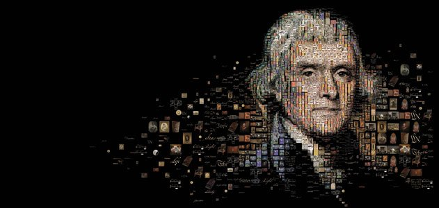 Thomas Jefferson Illustration