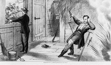 John Wilkes Booth death