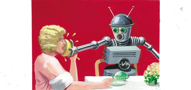Marriage humans and robots