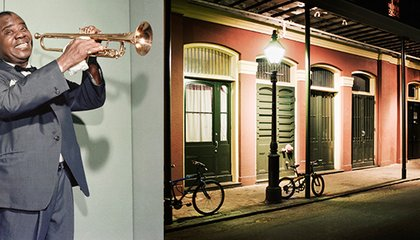 How to Tour Louis Armstrong's New Orleans