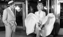 Marilyn Monroe in The Seven Year Itch