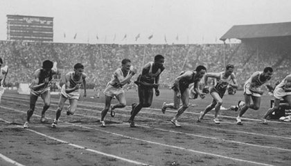 Document Deep Dive: A Peek at the 1948 Games in London