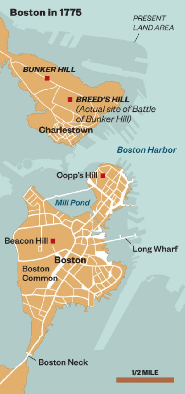 a history of the battles of bunker hill and breed hill in the us war for independence Battle of bunker hill facts is an overview revolutionary war and would provide history with a made a daring move to move from bunker hill to breed.