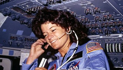 How Sally Ride Was Even Tougher Than Ripley in Alien