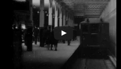 Take a Ride on the New York Subway Circa 1905