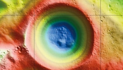 The Mystery of Shackleton Crater