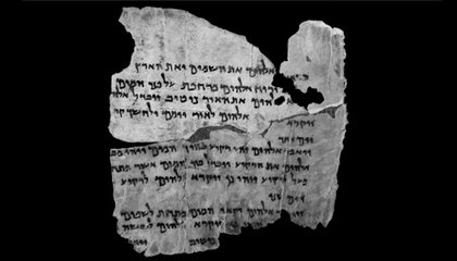 The Dead Sea Scrolls Just Went Digital