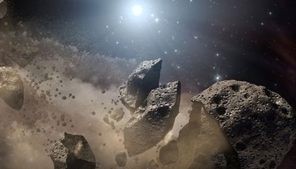 Laser Bees Could Save Us From Asteroids