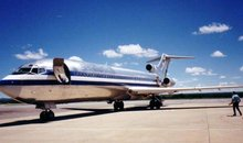 In 2003, a 727 that once flew for American Airlines disappeared from Angola.