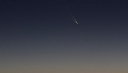 When, Where and How to Watch the Comet PanSTARRS This Month