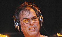 The Grateful Dead drummer Mickey Hart