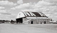 In 1958, NACA facilities, like Ohio's Lewis Research Center, were re-labeled NASA centers.