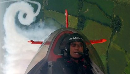 Ride Along With an Airshow Star