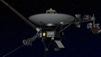 Voyager is Now Among the Stars