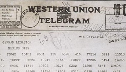 Document Deep Dive: What Did the Zimmermann Telegram Say?