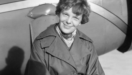This Film Shows a Glimpse of Amelia Earhart Before Her Final Flight