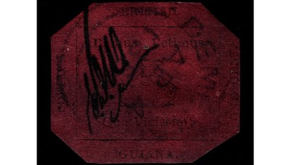 The Remarkable Story of the World's Rarest Stamp