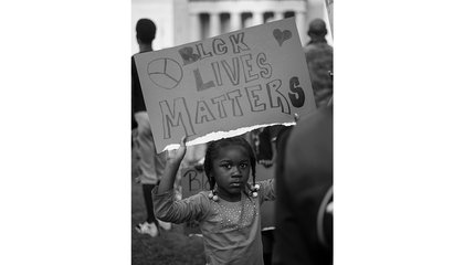 """How the African American History Museum Is Curating """"Black Lives Matter"""""""
