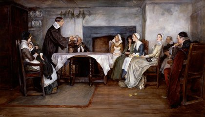 The Second Divorce in Colonial America Happened Today in 1643