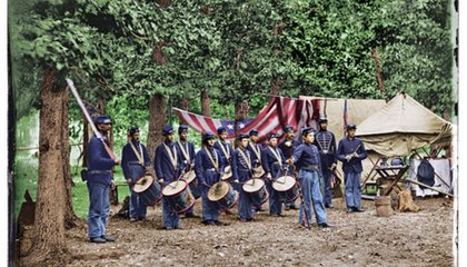 Photo Interactive: The Civil War, Now in Living Color