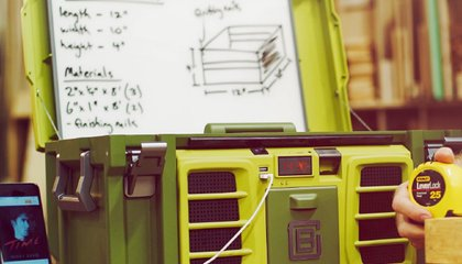 A Tricked-Out Toolbox, a Teeny-Weeny Coffee Brewer and Other Wild Ideas That Just Got Funded
