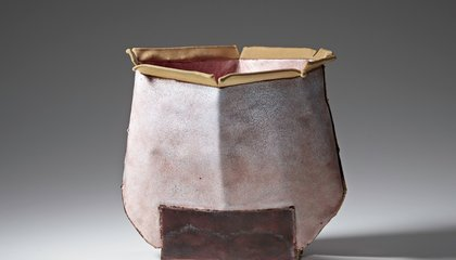 Artist June Schwarcz Electroplated and Sandblasted Her Way Into Art Museums and Galleries