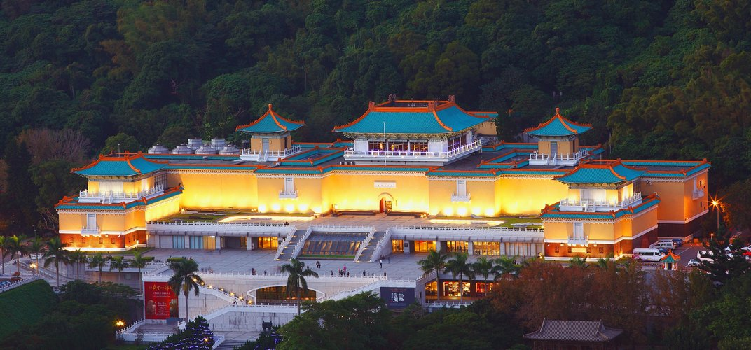The National Palace Museum Credit: Taiwan Tourism Board