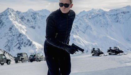 The Man With the Golden Passport: Travel the World of the New James Bond Movie