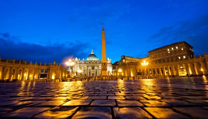People Piqued by Plans to Place LED Lights in Rome