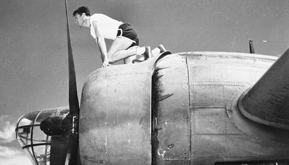 """""""Unbroken""""'s Louis Zamperini Crashed Into the Pacific on May 27, 1943. Here is the Missing Air Crew Report"""