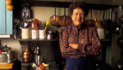 Julia Child's Provence Kitchen Will Serve Up New Meals as a Cook's Retreat