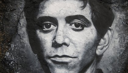 Lou Reed's Papers Have Found a Home