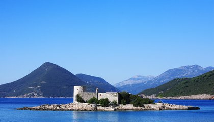 A Prison Camp in Montenegro Is Now Becoming a Luxury Resort
