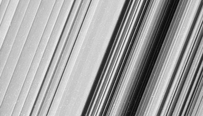 NASA Releases Spectacular New Snapshots of Saturn's Rings