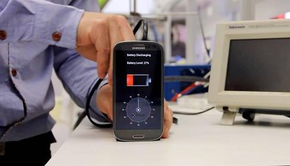 This Battery Could Charge Your Smartphone In 30 Seconds