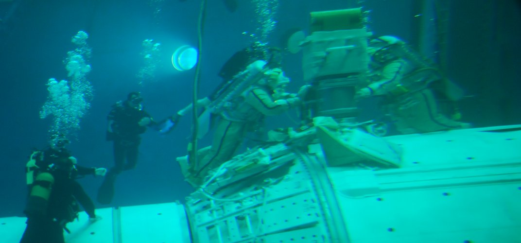 The Neutral Buoyancy Laboratory