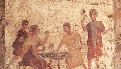 2,100-Year-Old Roman Tavern Unearthed, Empty Cups and All