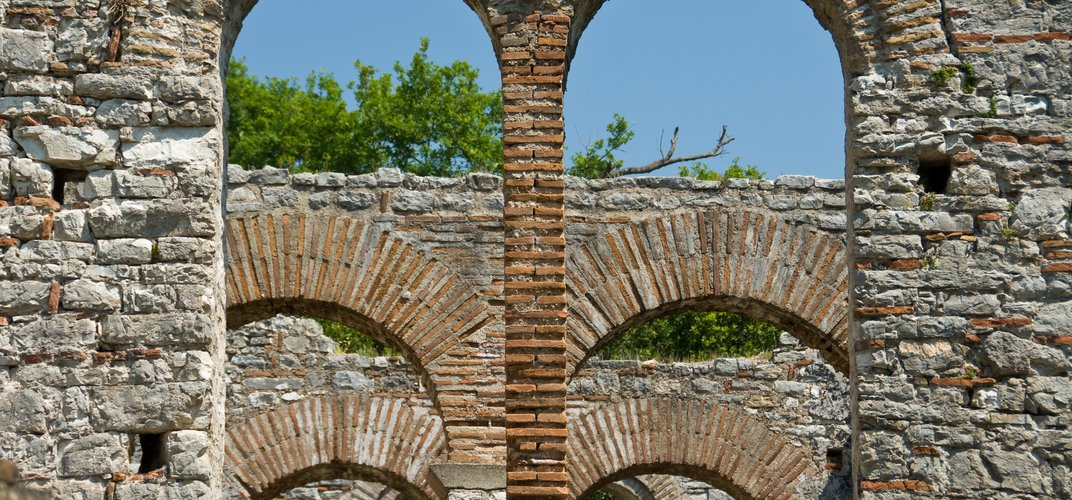 Archeological site of Butrint, Albania