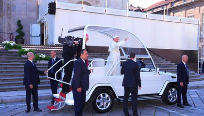 A Brief History of the Popemobile