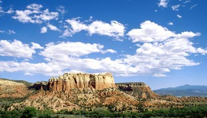 New Mexico - Landmarks and Points of Interest