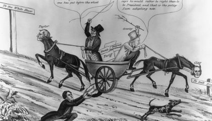 What Can the Collapse of the Whig Party Tell Us About Today's Politics?