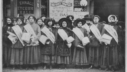 The American Garment Workers Who Helped Inspire International Women's Day