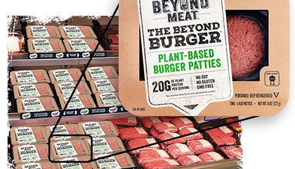 Fake Blood and All, the Next-Gen Veggie Burger Is Set to Debut at Whole Foods