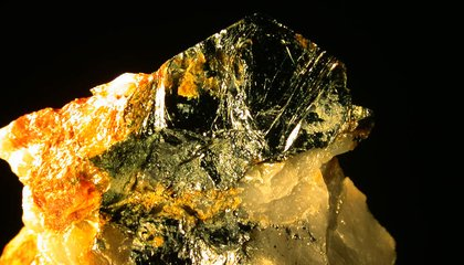 Rare Minerals May Be a Sign of Life
