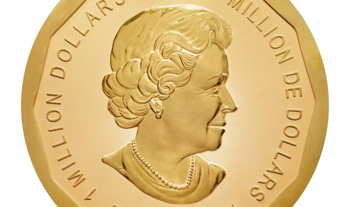 World's Largest Gold Coin Stolen From Museum