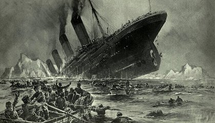 The Chief Designer of the 'Titanic' Saved Everyone He Could as His Ship Went Down