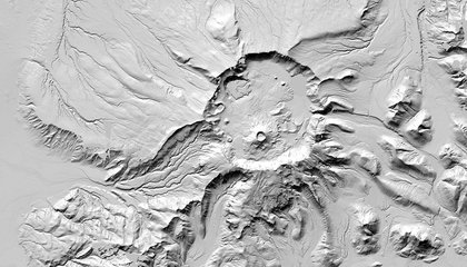 Awesome New Maps Show Alaska in High-Resolution Detail