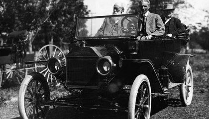 When America's Titans of Industry and Innovation Went Road-Tripping Together